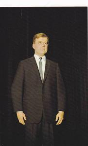 John F. Kennedy, Youngest President and First Roman Catholic Head of the Unit...