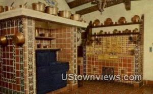 Spanish Kitchen, Scotty's Castle