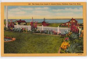 Joseph C Lincoln Estate, Chatham, Cape Cod MA