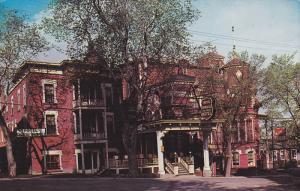 Hotel Chateau Grandville, Riviere-Du-Loup, Quebec, Canada, 40-60´s