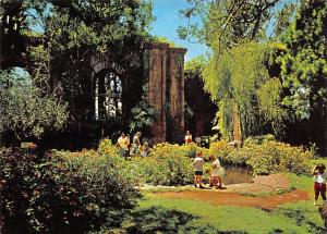 Cartago Costa Rica Beautiful garden in the ruins, Church Cartago Beautiful ga...
