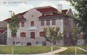 Colorado Golden Stratton Hall