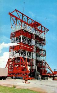 Florida Cape Canaveral Thor Intermediate Range Ballistic Missile