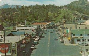 ESTES PARK , Colorado , 1960 ; Elkhorn Avenue
