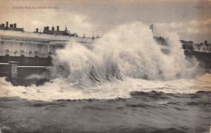 Dover Rough Sea Clacton on Sea