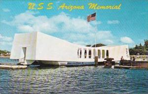 Hawaii Pearl Harbor USS Arizona Memorial