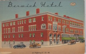Ohio Cambridge The Berwick Hotel sk5138