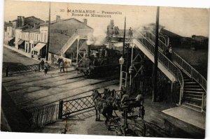 CPA MARMANDE - Passerelle - Route de MIRAMONT (210628)