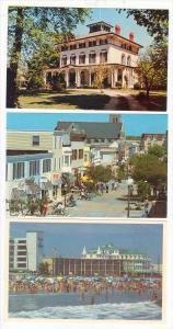 3PC´s, Victorian House, Bathers, Surf, Luxury Hotel, & Washington Street Mal...