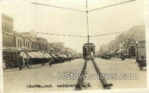 Real photo - Central Ave.