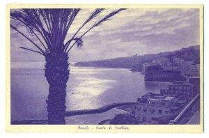 Postcard Napoli - Punta Di Posillipo Unposted ME8.