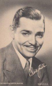 Actor CLARK GABLE , 30-40s
