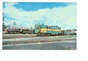 Northland Railways, Cochrane, Ontario