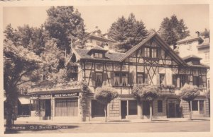 RP; LUCERNE, Switzerland, 1920-1940s; Old Swiss House