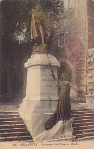Monument Des Freres De Maistre, Chambery (Savoie), France, 1900-1910s