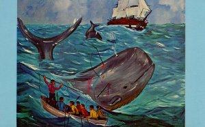 MA - Cape Cod. Whaling
