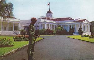 India Bogor Presidential Palace