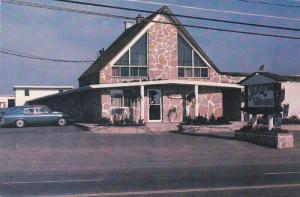 Motel Dequen , ALMA , Quebec , Canada , 40-60s