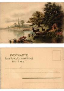 CPA Frohen Herzen frohe Stunden Meissner & Buch Litho Serie 1263 (730429)