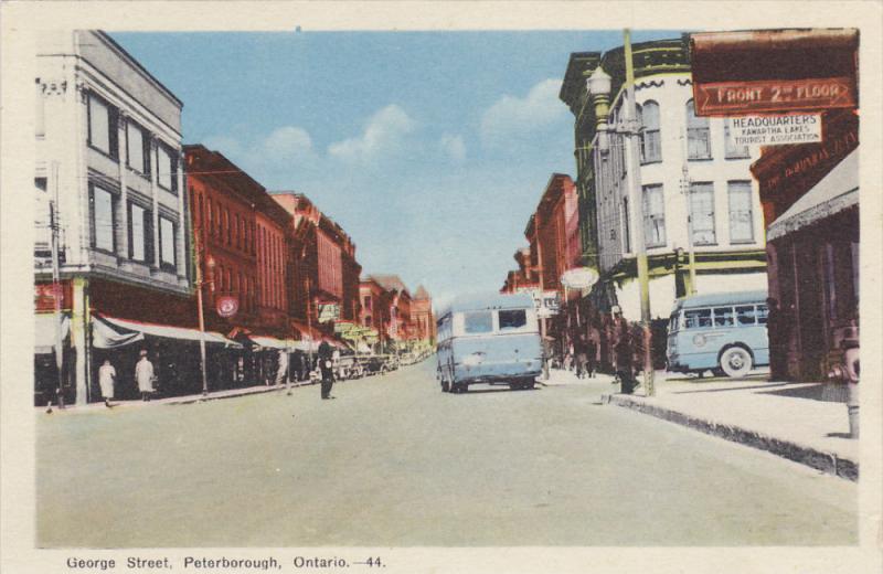 George Street , PETERBOROUGH , Ontario , Canada , 30-40s