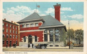 LPS69 Haverhill Massachusetts Post Office Vintage Postcard
