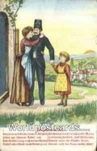 Bergmannsfind Germany, Deutschland Postcard  Bergmannsfind