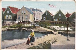 Havenbuurt Marken Netherlands 1927