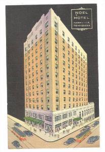 Noel Hotel, Nashville, Tennessee, 1930-1940s
