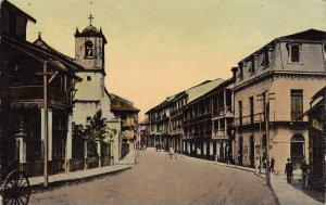 A Street In Colon, The Chief City Of The Atlantic Side, Panama, 1900-1910s