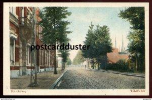 dc871 - NETHERLANDS Tilburg 1930s Bosscheweg