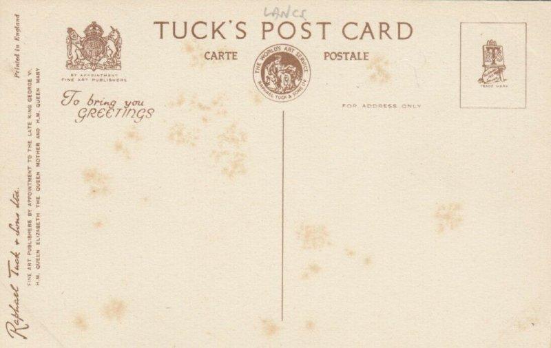 PRESTON , UK , 1910s ; Fishergate ; TUCK
