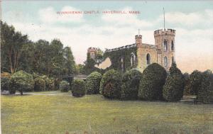 Winnikenni Castle, HAVERHILL, Massachusetts, 1900-1910s