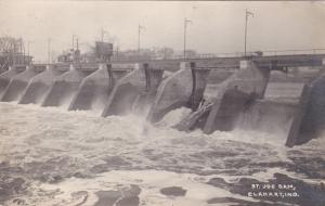 RP: ELKHART, Indiana, 00-10s : St. Joe Dam