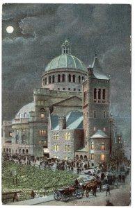 Boston, Mass, Christian Science Church