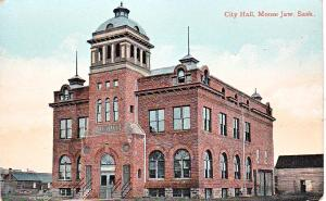 City Hall, Moose Jaw, Sask