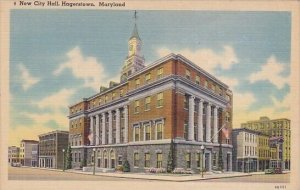 New City Hall Hagerstown Maryland