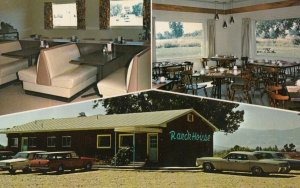 RANCHESTER , Wyoming , 1950-60s ; Ranch House Restaurant