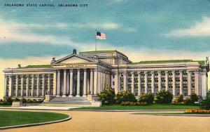 OK - Oklahoma City, State Capitol