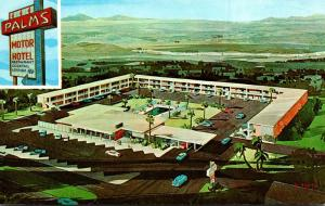 New Mmexico Palms Motor Hotel