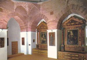 Spain Tordesillas Sacristy Convent Of Saint Clara