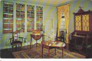 Virginia Mount Vernon The Library
