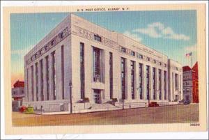 Post Office, Albany NY