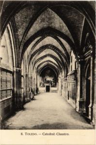 CPA Toledo Catedral: Claustro SPAIN (743817)