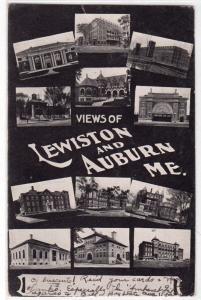 Lewiston & Auburn ME