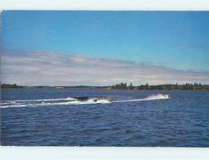Pre-1980 TOWN VIEW SCENE Alberton Prince Edward Island PE p9355