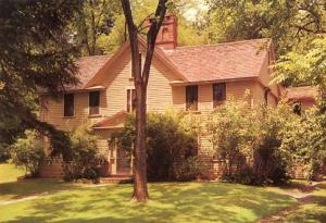 MA - Concord, Louisa May Alcott's Home