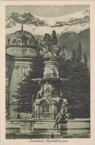 Austria Innsbruck Leopoldsbrunnen