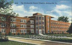 Martinsville General Hospital - Virginia