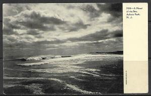 New Jersey, Asbury Park - A Mood Of The Sea - Undivided - [NJ-008]