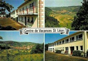 France Centre de Vacances A. M. O. L. St Leon Walscheid Postcard